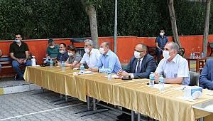 Avcılar Kaymakamı Kemal İnan Mahalle Toplantısını Gümüşpala Mahallesinde Gerçekleştirdi