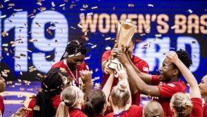 FIBA 19 Yaş Altı Kadınlar Basketbol Dünya Kupası Madrid'de