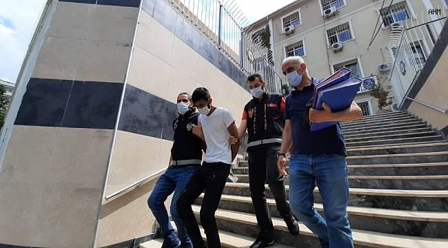 İstanbul'da çaldıkları kamyonetlerle iş yeri soyan suç şebekesi çökertildi