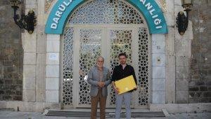 Kurban Bayramı öncesi Darülaceze'ye anlamlı destek