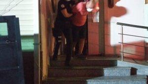 Şile'de Türk Bayrağı'na saldıran şüpheli tutuklandı