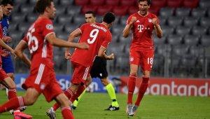 Bayern Münih, çeyrek finalde