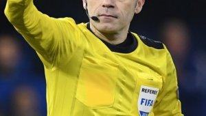 Cüneyt Çakır, Barcelona - Napoli maçında düdük çalacak