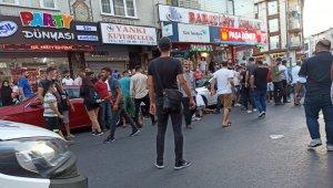 Eyüpsultan'da silahlı saldırı: 1 yaralı
