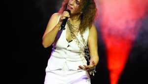 Sertab Erener müzikseverlerle buluştu