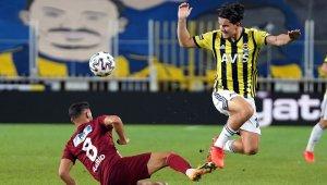 Fenerbahçe 9 kişi kalan Hatayspor'u yenemedi