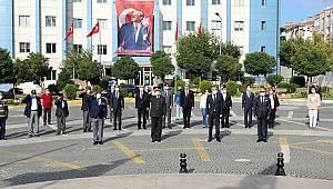Avcılar'da 19 Eylül Gaziler Günü Düzenlenen Törenle Kutlandı