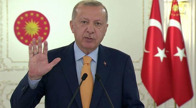 Cumhurbaşkanı Erdoğan, BM'ye seslendi