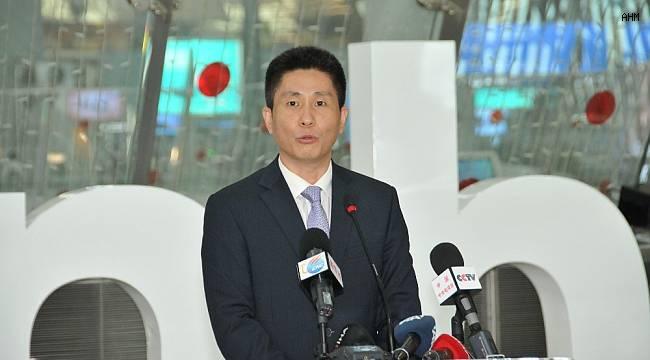 'Çin Dostu Havalimanı' oldu