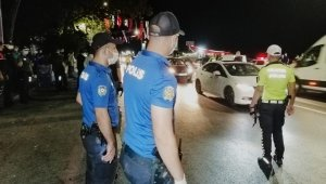 İstanbul İl Emniyet Müdürü Aktaş asayiş uygulamasına katıldı