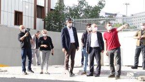 Kartal Belediye Başkanı Gökhan Yüksel'den Cevizli'ye 'Yağmur Suyu Kanalı' müjdesi