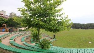 Kartal'da yeşil alan miktarı 361 bin 746 metrekareye yükseldi
