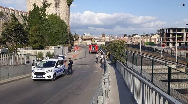 Marmaray seferleri çift yönlü olarak durduruldu