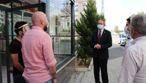 Sultanbeyli'de kapsamlı korona virüs denetimi