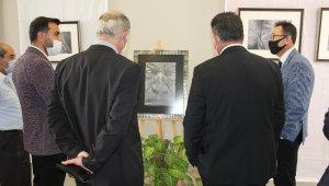 'Yaşamın İzleri' sergisi KKTC'de açıldı