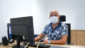 """""""Yurtdışından gelen pozitif vak'alarda virüs miktarı düşük"""""""