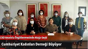 CKD Anadolu Örgütlenmesinde Atağa Geçti
