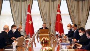 """""""Türkiye'nin üreteceği aşıyı, tüm insanlığın hizmetine sunacağız"""""""