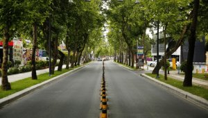 Başakşehir'e bir prestij cadde daha