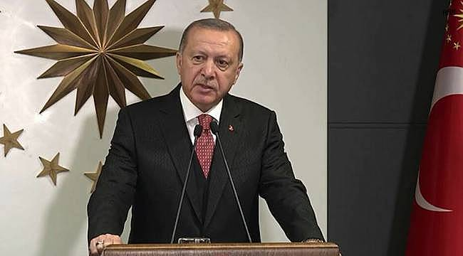Cumhurbaşkanı Erdoğan yeni koronavirüs kararını duyurdu!