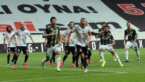 Fenerbahçe ve Beşiktaş, 352. randevuda