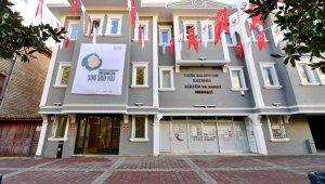 Kadırga Sanat Galerileri 'Ebru Sanatının Son 500 Yılı' sergisiyle açıldı