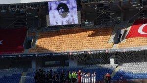 Süper Lig: Başakşehir: 1 - Denizlispor: 0