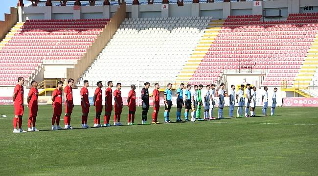 TFF 1. Lig: Ümraniyespor: 0 - Menemenspor: 2