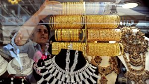 Altın fiyatlarında düşüş sürüyor