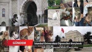 İstanbul Üniversitesi Öğrencileri Borçlandı