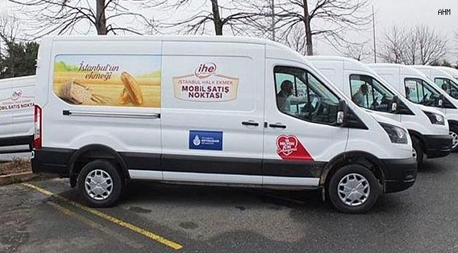 Mobil Ekmek Yeşilkent Mahallesinde Satışa Başladı