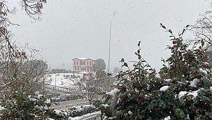 56 saatlik kısıtlama sonrası Avcılar haftaya karla başladı