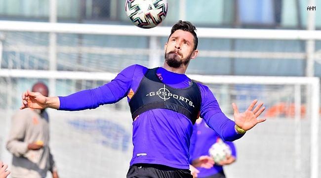 Başakşehir, Antalyaspor hazırlıklarına devam etti