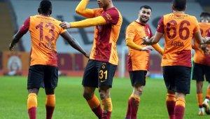Galatasaray 2 - 0 BB Erzurumspor