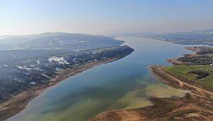 İstanbul'da Barajların Doluluk Oranı: %55,58