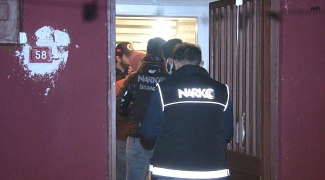 İstanbul merkezli 4 ilde uyuşturucu operasyonu!
