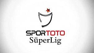 Sportoto Süper Lig 27. haftanın programı
