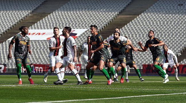 Süper Lig: Fatih Karagümrük: 2 - Alanyaspor: 0