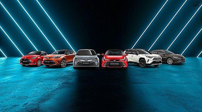 Toyota, 'Çılgın Bahar' Kampanyası Başlattı