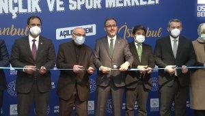 """Gençlik ve Spor Bakanı Mehmet Kasapoğlu: """"Birileri şovla, lafla, karşı çıkmakla vakit geçire dursun"""""""