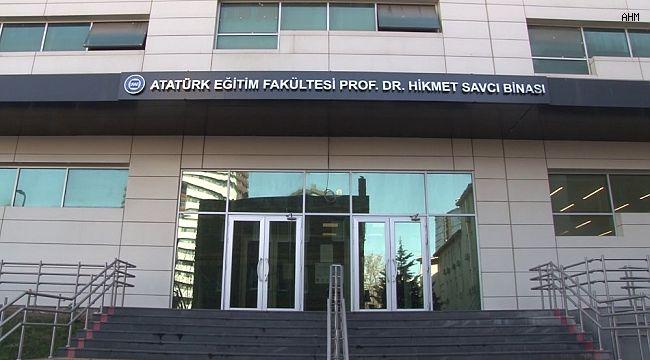 Marmara Üniversitesi, eski hocasını unutmadı, yeni binaya ismini verdi
