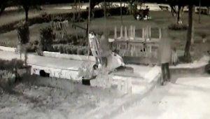 Pendik'te çekçekçilerin soba hırsızlığı