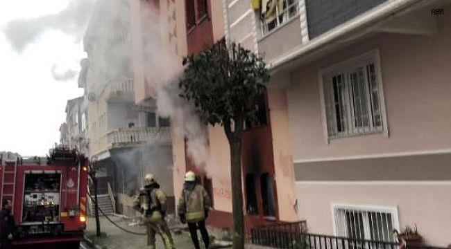 Evsizler Boşaltılan Binalarda Yangın Çıkartıyor