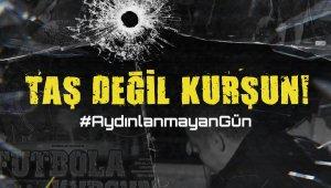 """Fenerbahçe'den paylaşım: """"Taş değil kurşun!"""""""
