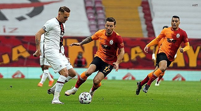 Galatasaray 1 - 1 Fatih Karagümrük
