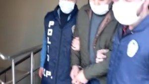 Gaziosmanpaşa'da zehir taciri taksici yakalandı