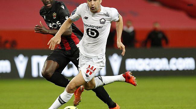 Lille, Türk yıldızlarıyla şampiyonluğa koşuyor