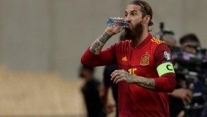 Sergio Ramos sakatlandı