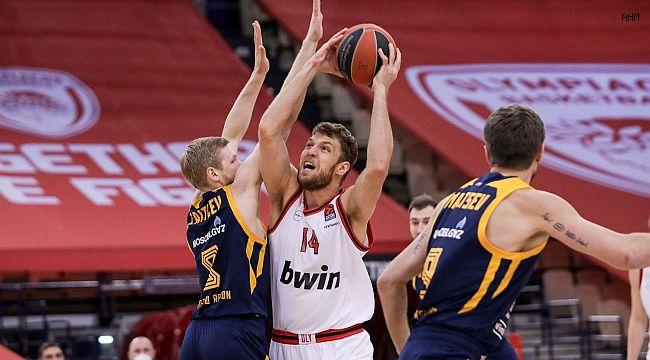 THY Euroleague'de son hafta MVP'si Sasha Vezenkov