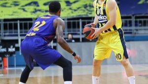 Turkish Airlines Euroleague: Fenerbahçe Beko: 73 - Barcelona: 82